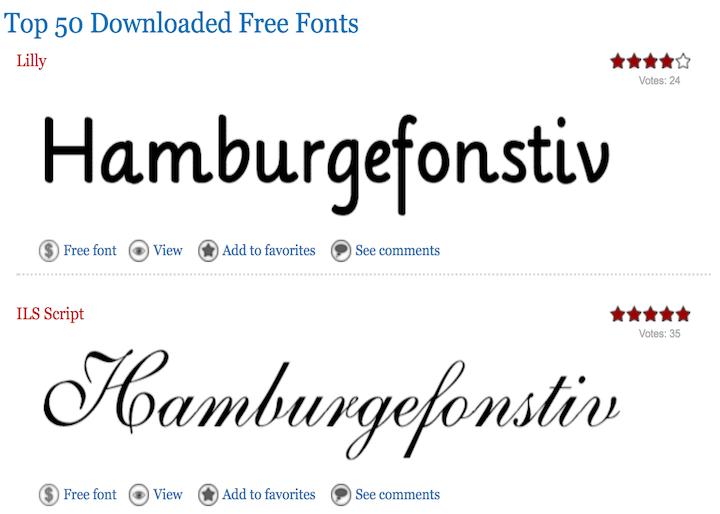 free premium fonts mejores lugares para descargar tipografias gratis