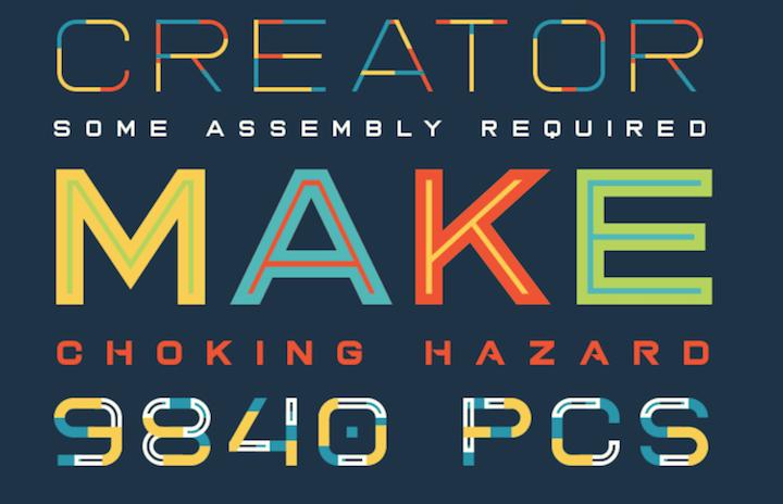 summit tipografias creativas gratis