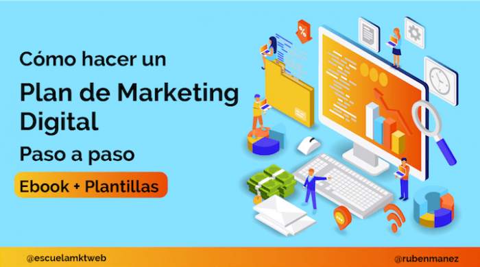 que es un plan de marketing digitial