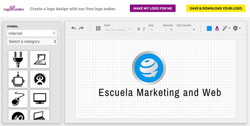 como hacer logotipos gratis