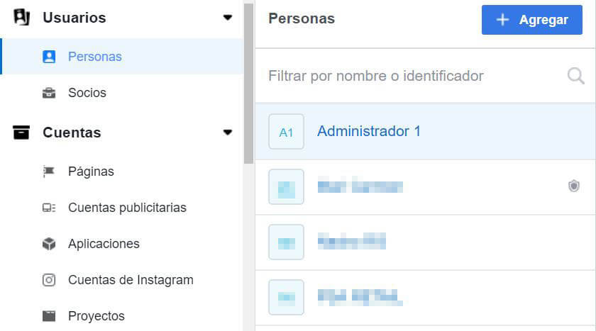 Cómo funciona facebook business manager