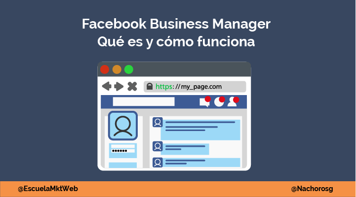 Escuela Marketing and Web - Qué es Facebook Business Manager y cómo crear una cuenta [Tutorial]