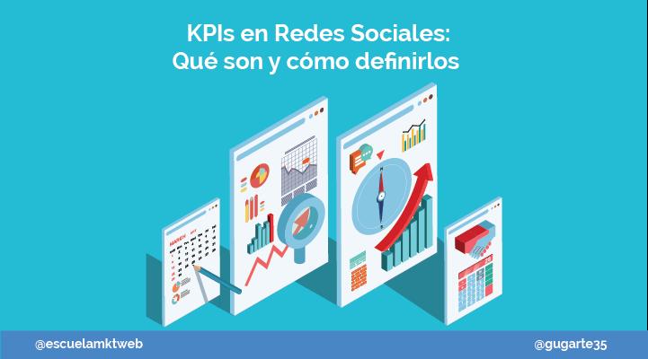 Escuela Marketing and Web - KPIs en redes sociales: qué son y cuáles son los principales indicadores en social media [Ejemplos]