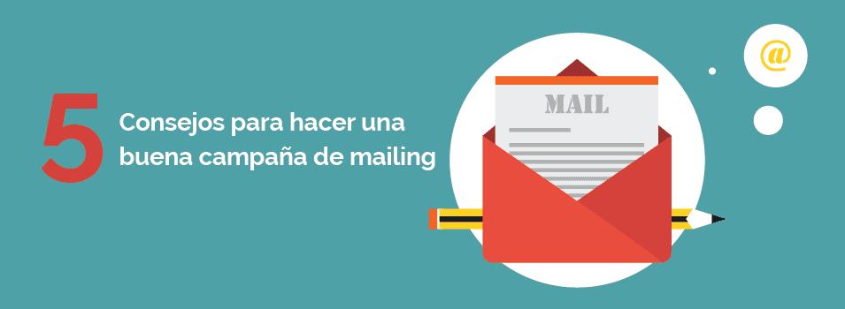 campaña mailing