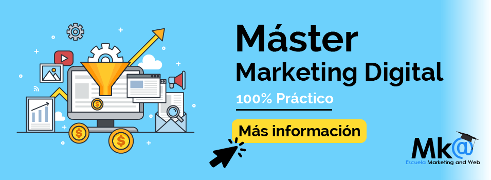 Master Marketing Digital Online