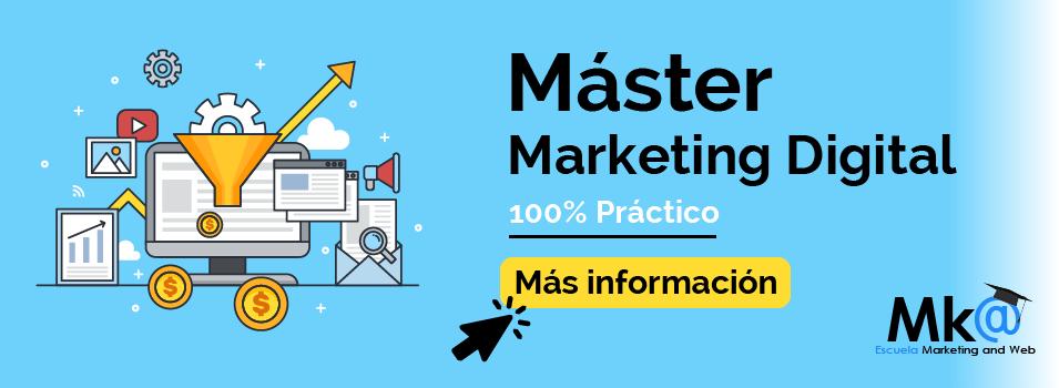 Master Marketing Digital Online
