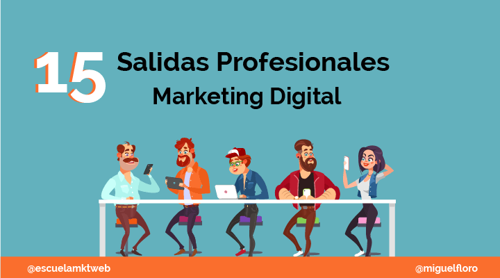 Salidas Profesionales Marketing Digital