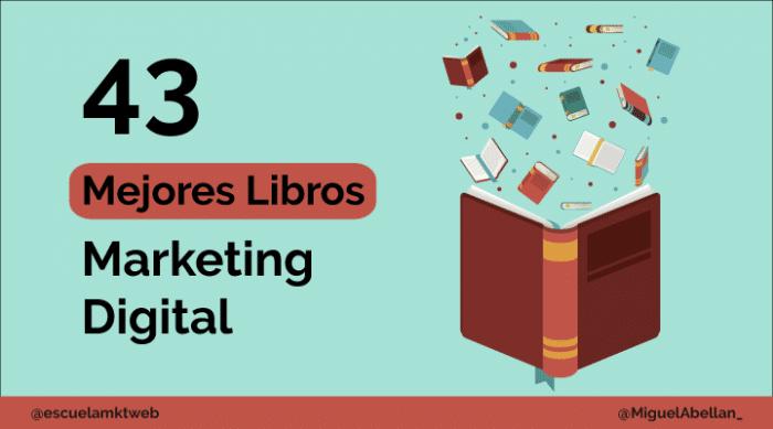 mejores libros marketing digital en español