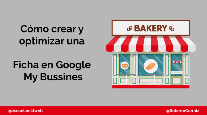 Crear ficha en Google My Business