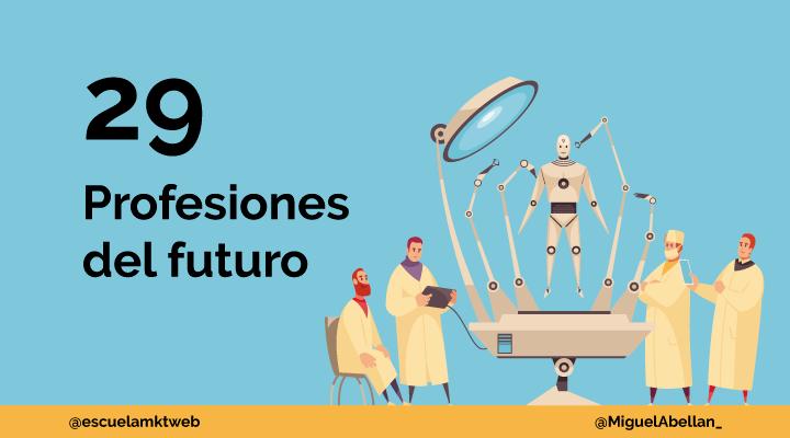 profesiones del futuro con mas salida laboral