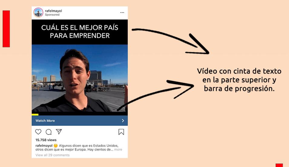 Anuncios en Instagram Ads