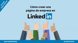 como crear pagina empresa linkedin paso a paso