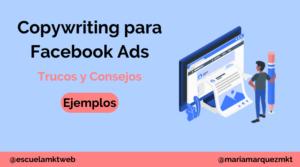 copy para facebook ads