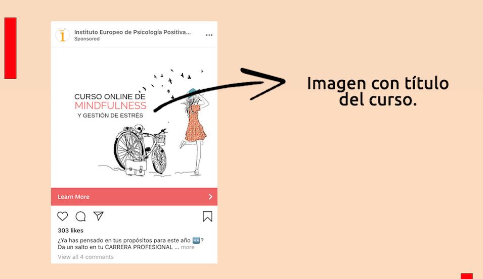 Ejemplos de anuncios en Instagram