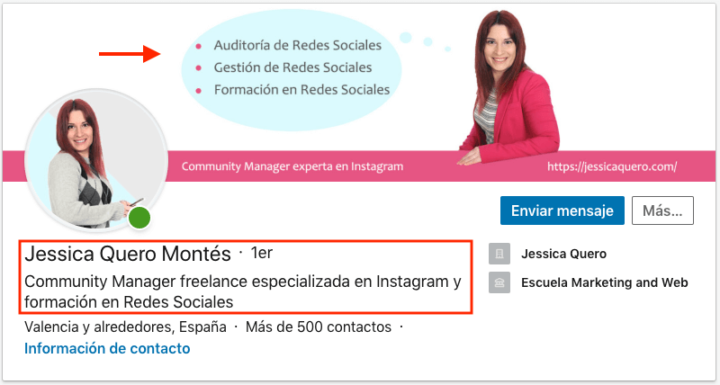 Optimizar Perfil de LinkedIn
