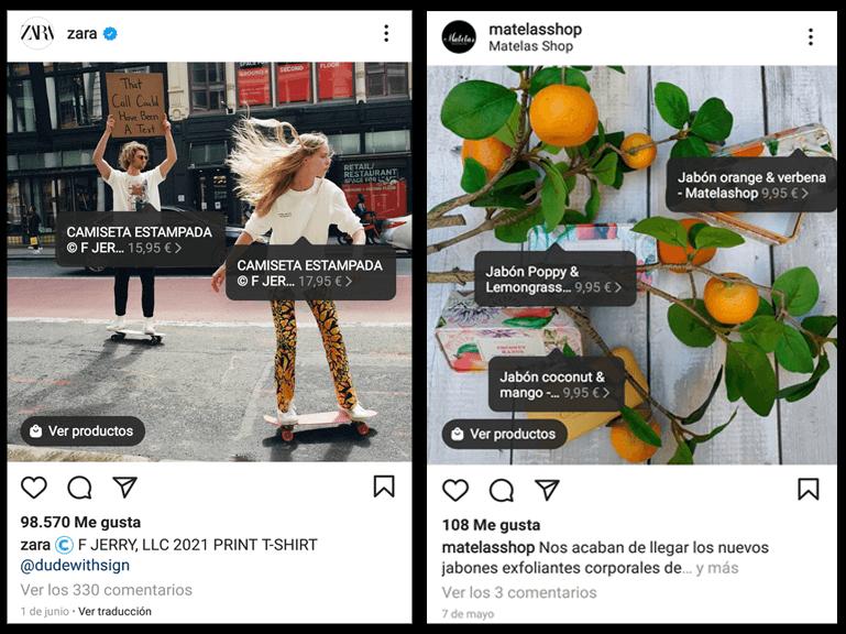 estrategias de marketing en instagram shopping