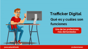 que es un trafficker digital