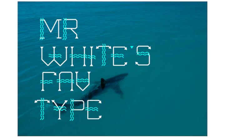 wave me in tipografia creativa descargar gratis
